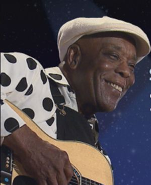 Buddy Guy in television spotlight