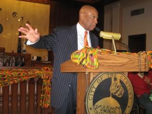 Seasoned educator urges Gary community to raise the bar