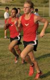 Nick Heimberg, Portage cross country