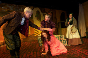 Gary Shakespeare Company brings the Bard to Steel City