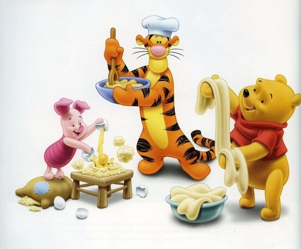 winnie the pooh cookbook pdf
