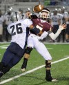 Focused Chesterton has no problem with Michigan City