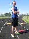 Jon Hogg, Boone Grove track