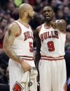 Luol Deng, Carlos Boozer
