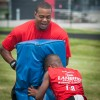 Pierre Thomas camp