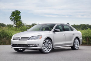 Full-size European value: German-engineered, American-built Passat starts under $21,000
