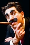 OFFBEAT: Popular PBS one-man TV show stage tribute to Groucho Marx coming to Paramount