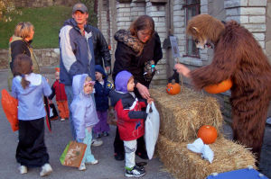 Washington Park Zoo Hosting Annual Halloween Event