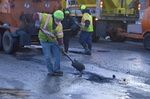 Lake County commissioners say neglect spawned potholes