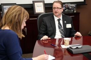 Lake Station mayor focuses on quality of life