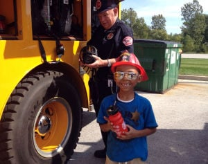 John Wood Elementary hosts 2nd Annual Safety Fair