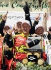 Clint Bowyer picks up 1st win of season at Sonoma