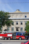Electrical fire clears Lake County Courthouse in Gary