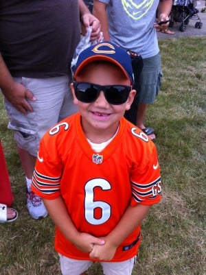 STEVE HANLON: Cutler gets practice in fan friendliness