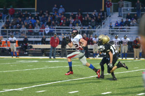 Lowell RB James moves into starting role nicely