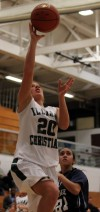 Illiana Christian's Katie Ketelaar drives