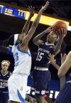 Allen sets new mark as No. 4 Notre Dame women beat UCLA 82-67