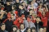 Crown Point at Portage football game