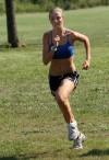 Laicee Pierce is beginning her senior season as the area's top cross country runner.