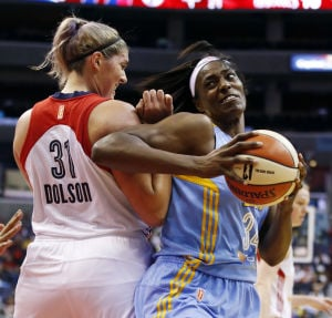 Fever, Sky favored in opening round of WNBA playoffs