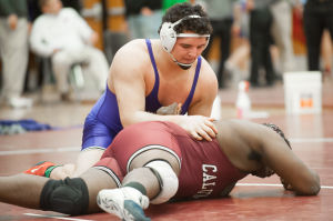 Steady Merrillville repeats as Calumet Regional wrestling champions