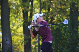 Chesterton's Grassel breaks state golf record as she repeats as medalist, named mental attitude award winner