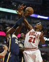 Jimmy Butler, Roy Hibbert