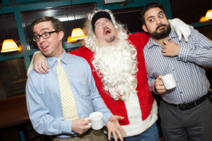 I went to the holiday office party and all I got was fired