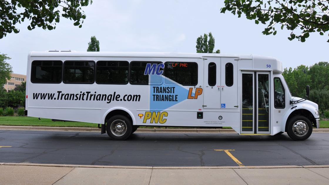 Pnc students fuel rise in public transit system laporte for Laporte county jobs