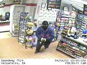Police release surveillance photos from South Haven armed robbery