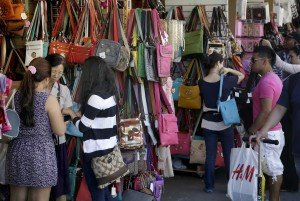 NYC debates crackdown on counterfeit luxury goods