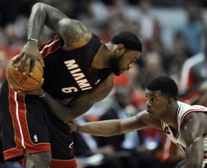 AL HAMNIK: Bulls seeing red at just the right time