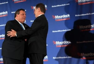 Right Track Tour stop attracts hundreds of Republicans backing Richard Mourdock