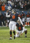Robbie Gould, Adam Podlesh