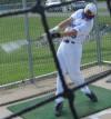 Caleb Narron, Boone Grove baseball