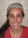2012-13 Hebron girls basketball Emily DeFries