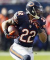 AL HAMNIK: Matt Forte ready to blast off with Bears' new offense