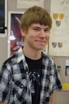 CHS junior named winner of NCTE award in writing for 2012