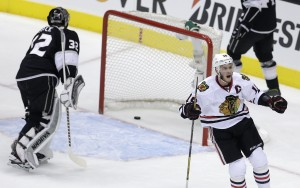 Hawks edge Kings, can wrap up Cup berth Saturday