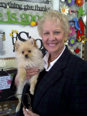 Best Real Estate Agent (MI): Sharon Halliburton