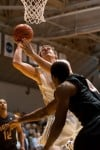 Valparaiso University senior forward Kevin Van Wijk