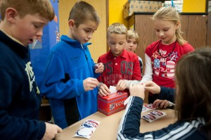 State-wide mock election program rallies students