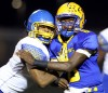 Prep football, Simeon at Crete-Monee