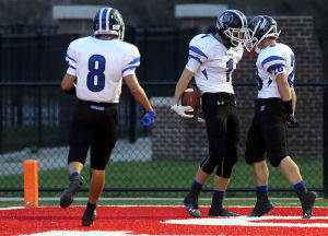 Lake Central handles Cardinals in delayed game