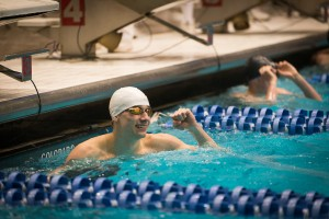Griffith diver Rosales finishes fourth at state