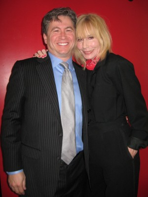 Lip Service: Actress Sally Kellerman, with some help from Munster High grad, busy promoting new autobiography