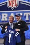 Colts take Werner with No. 24 pick in NFL draft