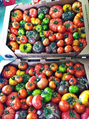 Prepare for produce and major deck-dining this season