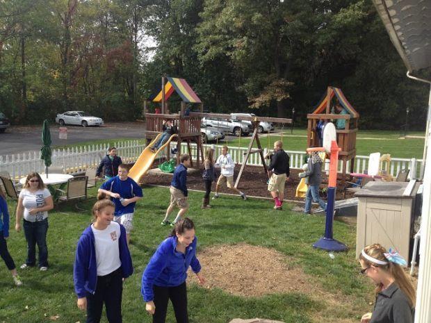 Benjamin Franklin Middle School students give back ...