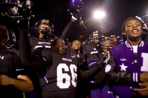 JIM PETERS: Day doesn't start well, but ends well for Merrillville's Dye